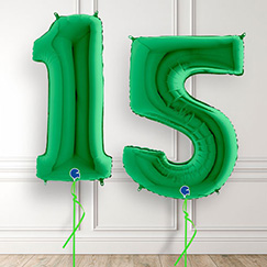 15th Birthday Balloons