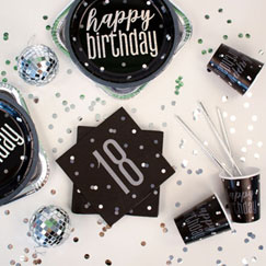 18th Birthday Party Themes