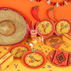 Fiesta Grande Party Supplies