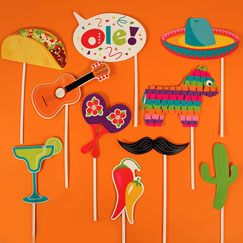 Mexican Party Accessories