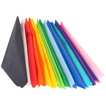 Plain Colour Napkins