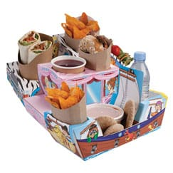 Combi Food Boxes