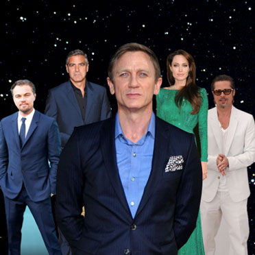 Film and Actor Cardboard Cutouts