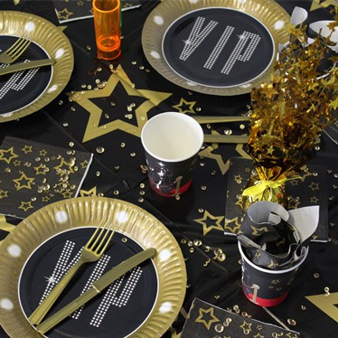 VIP Party Theme