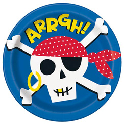 Ahoy Pirate Party Supplies