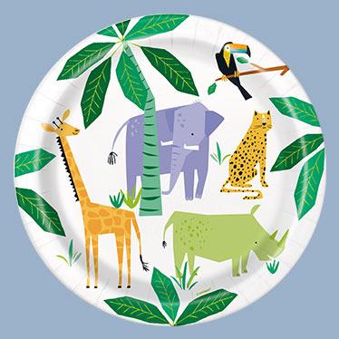 Animal Safari Party Supplies