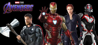 Marvel Avengers Lifesize Cutouts
