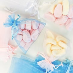 Christening Party Bags & Boxes