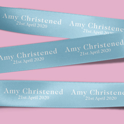 Christening Personalised
