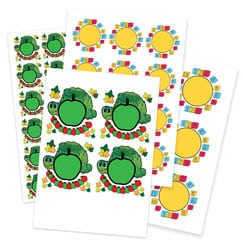 Baby Party Bag Labels