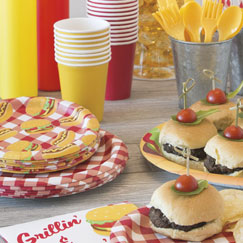 Barbecue Party Supplies