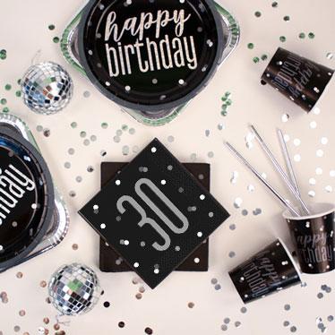 Black Glitz 30th Birthday