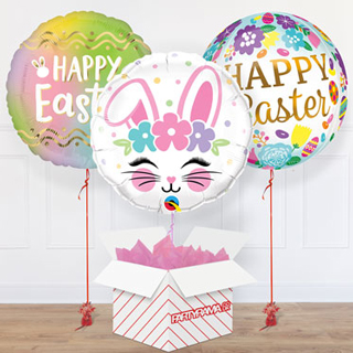 Easter Balloon In A Box