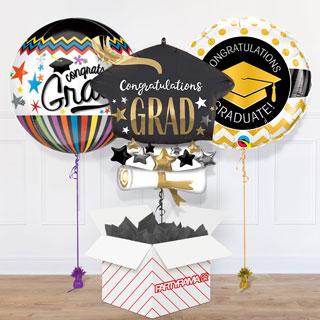 Graduation Balloon In A Box