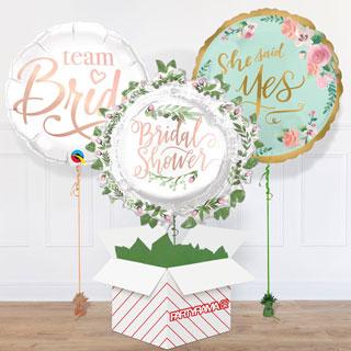 Hen Party Balloon In A Box