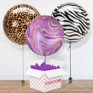 Patterns Balloon In A Box