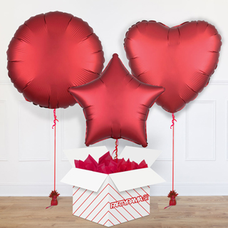 Red Balloon In A Box