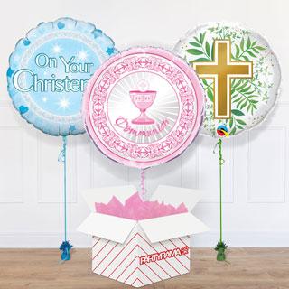 Religious Balloon In A Box