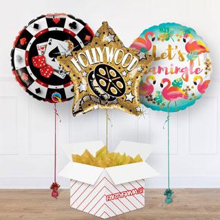 Themed Balloon In A Box