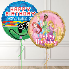 Children's Birthday Balloons