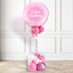 Christening Balloons & Accessories