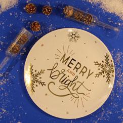 Christmas Serveware & Drinkware