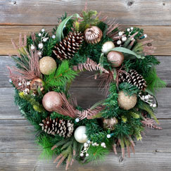 Christmas Wreaths & Foliage