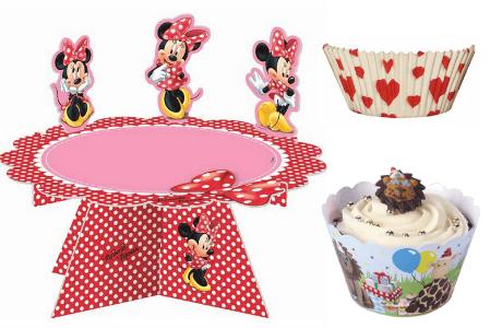 Cup Cake Essentials