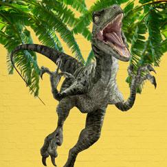 Dinosaur Cardboard Cutouts