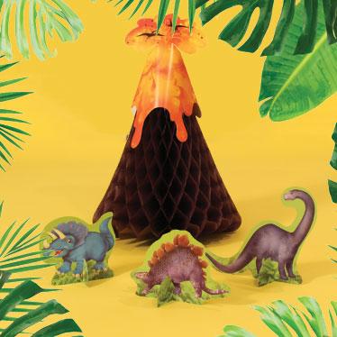 Dinosaur Table Decorations