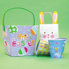 Easter Baskets & Bags