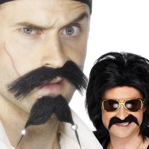 Fancy Dress Moustaches