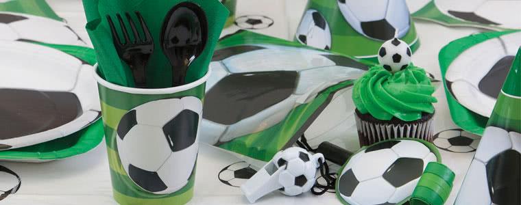 Football Theme Top Image