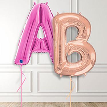 Giant Letter Balloons