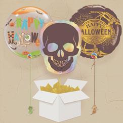 Halloween Balloon In A box