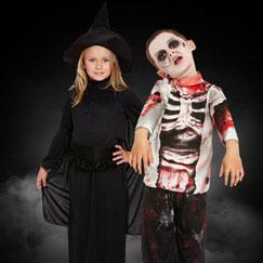 Children's Halloween Costumes