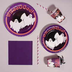 Halloween Ghost Party Supplies