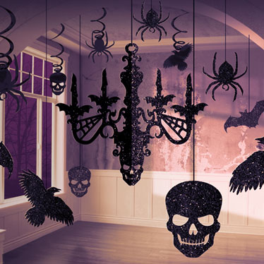 Halloween Hanging Decorations