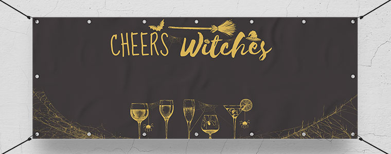 Halloween Personalised Banners
