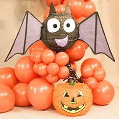 Halloween Pinatas & Games