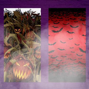 Halloween Scene Setters
