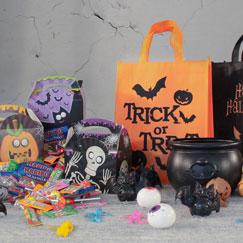 Halloween Treats & Games