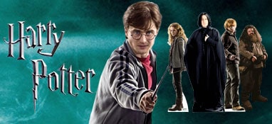 Harry Potter Life Size Cardboard Cutouts
