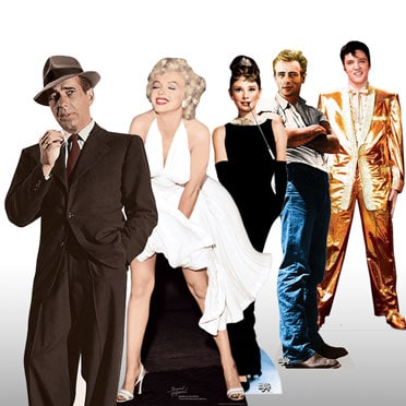 Hollywood Lifesize Cutouts