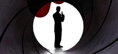 James Bond Lifesize Cardboard Cutouts
