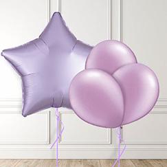 Lavender Balloons