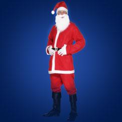 Men's Christmas Fancy Dress Costumes