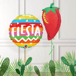Mexican Balloons