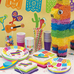 Fiesta Theme Party Supplies