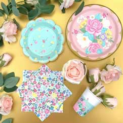 Mothers Day Tableware